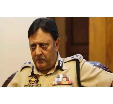 Muneer Khan, ADGP promotes 86 security personnel
