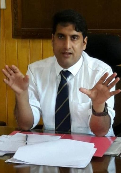 Executive Officer suspended, BDO attached, salary of 30 officials withheld by DC Rajouri