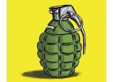 Militants lob grenade at CRPF post in Pulwama town