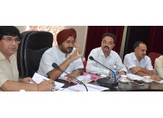 DDC Doda reviews arrangements for forthcoming Annual Yatras