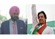 Pakistan PM Imran Khan describes Sidhu as Ambasador of Peace; defends his visit to Pakistan as move for peace