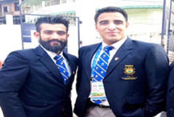 J&K's Bhanu Pratap Singh writes History;First ever from J&K to confirm medal in Asian Games
