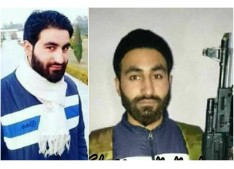 PhD Scholar turned Militant Manan Wani killed in Kashmir