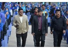 DC Kargil takes stock of facilities at District Hospital, GHSS Kargil