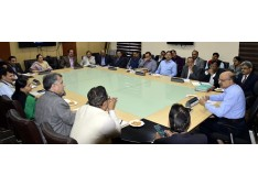 Complete all languishing projects in a time bound manner: CS to Adm Secretaries