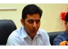 DC Bandipora Dr Shahid Iqbal Choudhary bereaved