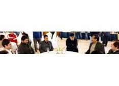 Ram Madhav meets  Sajjad, Mattu and Imran Ansari & others over political situation in J&K