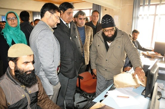Digitization of land records to improve record maintenance system: Vyas