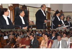 Chief Justice administers oath to new Judge of JK High Court