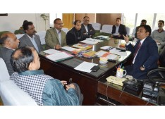IWDP employees to be absorbed in allied wings of Forests Department J&K: Manoj Dwevedi