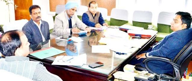 Comm Secretary Forest Manoj Dwevedi makes department vibrant: Reviews IFS cadre management