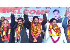 Congress countered anti-democracy forces at the cost of sacrifices: GA Mir
