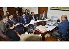 Chief Secretary approves Rs 742.93 cr annual outlay for 2019-20 while chairing ICDS Empowered Committee meet