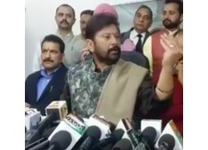 Successive Governments ignored aspirations of Dogras: Lal Singh