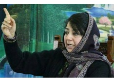 Mehbooba Mufti  hits out at central Govt over citizenship amendment bill