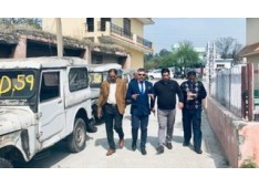 Amit inspects SMG facilities and reviews performance