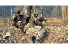 Lassipora Encounter : Four militants killed, 3 army man injured search on