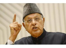 Modi, Amit Shah biggest enemies of India: Dr Farooq Abdullah