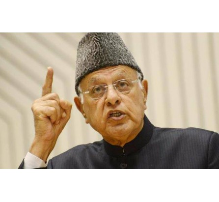 Not bullet but ballot will help to solve Kashmir: Dr Abdullah