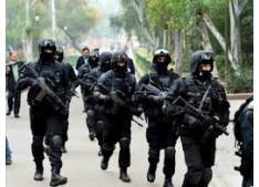 6 children, 3 women among 15 killed in raids on terror hideouts