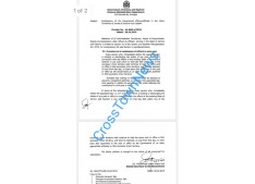 Continuance of the Government Officers/Officials in the UTs of Jammu Kashmir and Ladakh;Competent Authorities though have Powers to affect Continuation