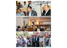 19 chairpersons of Block Development Councils take oath in Rajouri; DC addresses newly elected Chairpersons