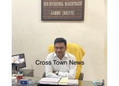 SDM South Jammu starts Registration of Lands; Monday to Thursday set as Days of registration