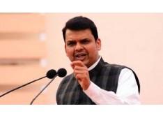 Fadnavis steps down as Maha Chief Minister