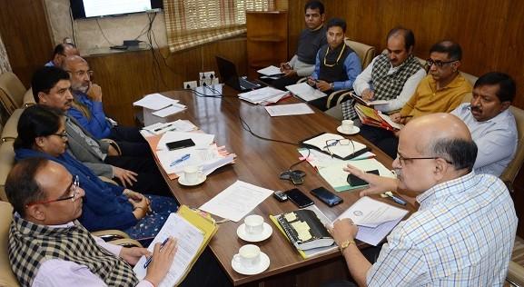 No school teacher to be disturbed for census work: CS J&K