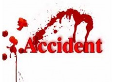 One killed, 3 injured in an accident