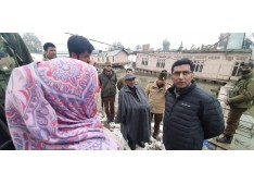 More than 100 People rescued in Srinagar