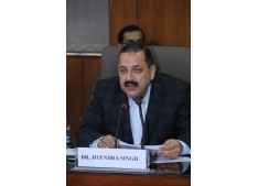 Katra-Delhi  575 km Express Road corridor on right track:Dr Jitendra Singh
