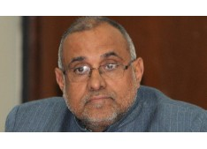 Editor Cross Town News Rahil Gupta condoles with BJP J&K Incharge Avinash Rai Khanna