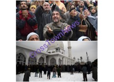 Kashmir turning normal; Thousands of People attend Prayers at Hazratbal