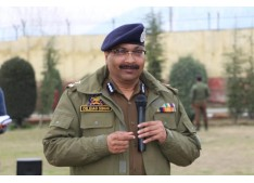 Security Forces kill 1 Militant; Encounter Underway: DGP Dilbag