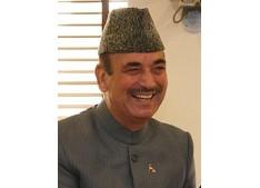 Azad to visit Doda, Ramban today; G A Mir denied permission