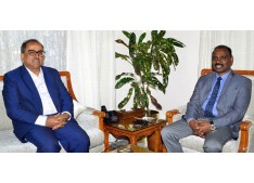 Speaker Nirmal Singh  meets Lt. Governor