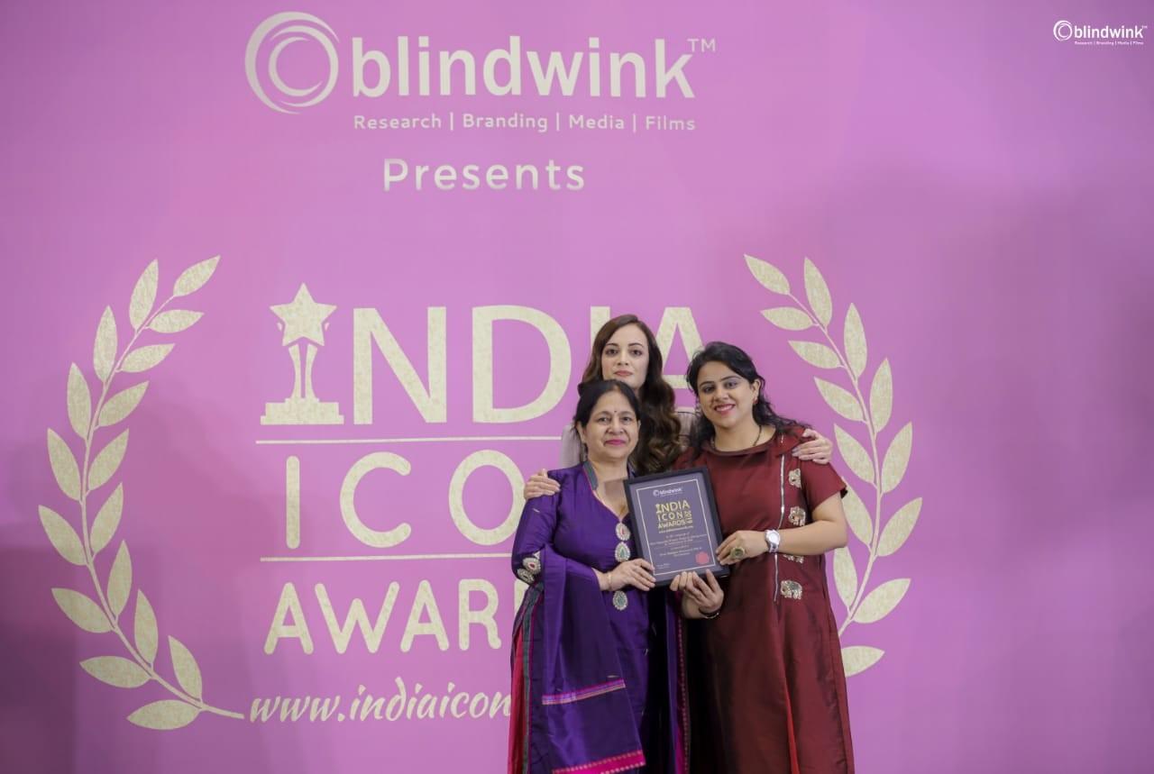 Knowracle Publications of Jammu awarded India Icon Award 2019