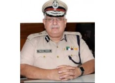 DGP Goa dies of cardiac arrest
