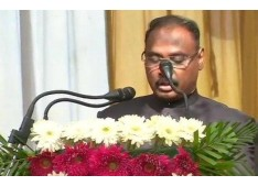Take risks for welfare of people: LG Murmu to Officers