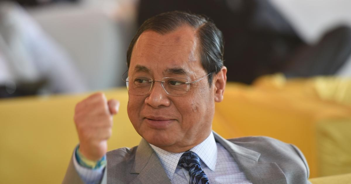 Former CJI Ranjan Gogoi to be appointed Chairman NHRC ?