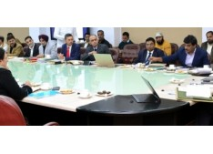 Lt Governor reviews functioning of forest department, allied wings