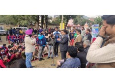 District Administration Udhampur organises Charcha on Bank of River Devika