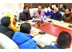 DC reviews updation of Jamabandis, revenue records: for strict action in cases of lapses