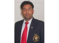 J&K's Rashid Choudhary nominated as Referee for 13th South Asian Games