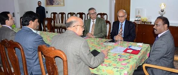 LG J&K GC Murmu chairs maiden Administrative Council meeting