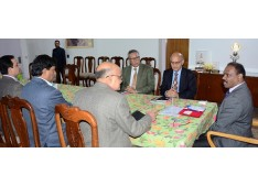 LG J&K GC Murmu chairs maiden Administrative Council meeting