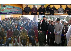 DDC Kupwara inaugurates Super-50 free coaching centre; Free winter tuition for 13,000 students in 10 educational zones
