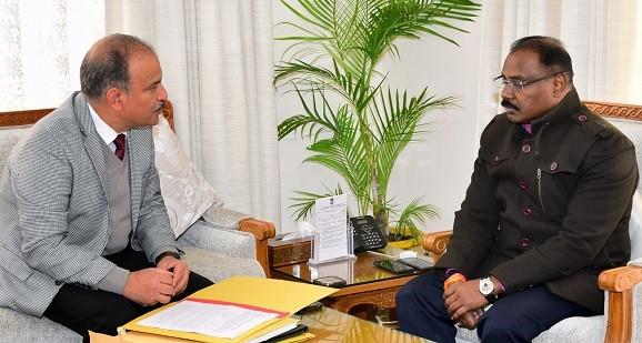 Super Administrator LG Murmu stresses on High Quality Research in Jammu University