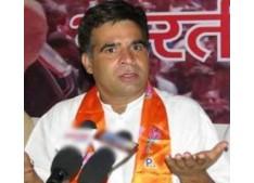 Ravinder Raina elected as BJP President J&K unopposed